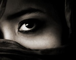 …چشمهایش